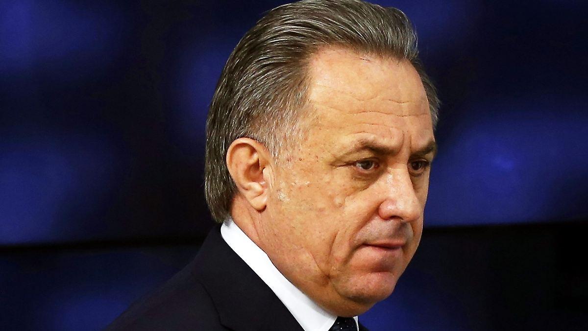 Bericht belastet Sportminister Mutko schwer