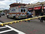 Noch sind die Hintergründe der Schießerei an einer Bostoner High School unklar.