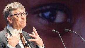"""""""Es beginnt mit einem Küken"""": Bill Gates will mit 100.000 Hühnern die Welt verändern"""