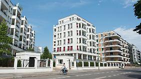 Wohnungsnot in Deutschland: Gebaut wird meist für Reiche