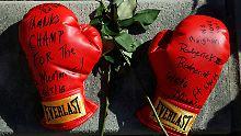 Trauerfeier für Muhammad Ali: Louisville verabschiedet seinen Champion
