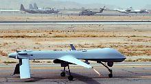 US-Basis im deutschen Ramstein: Tausende protestieren gegen US-Drohnenkrieg
