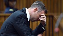 Die tödlichen Schüsse von Oscar Pistorius auf seine Freundin sind erneut ein Thema für Südafikas Justiz.
