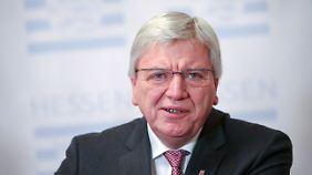 Der Kretschmann der CDU: Volker Bouffier.