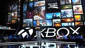Neuheiten auf der Spielemesse E3: Microsoft kündigt zwei neue Xboxen an
