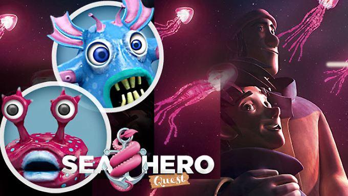 """""""Sea Hero Quest"""" ist kostenlos und steht noch bis zum Jahresende zum Download bereit."""