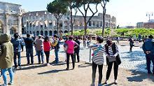 Schandtaten im Urlaub: Bußgelder drohen auch Touristen