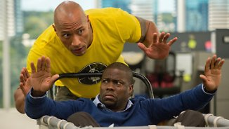 "Dwayne Johnson als CIA-Agent: ""Central Intelligence"" liefert Slapstick nach altem Muster"