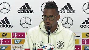 "DFB-Elf vor Rückkehr ins Stade de France: ""Fühlen uns im Moment sehr sicher"""