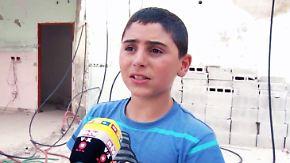 Terror statt Hausaufgaben in Israel: Palästinensische Kinder wollen Soldaten erstechen