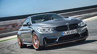 Bissig und gefährlich: BMW M4 GTS jagt mit 500 PS über die Straße