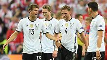 Das DFB-Spiel im Schnellcheck: So aufregend wie Wäsche aufhängen