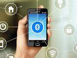 Galaxy 8 kann es schon: Bluetooth-5-Revolution beginnt