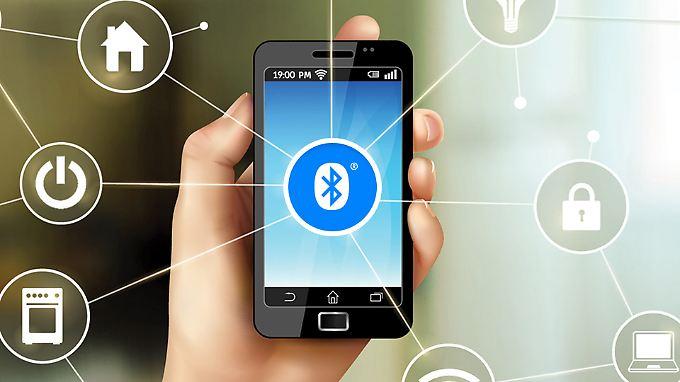 Bluetooth 5 gehört die Zukunft.