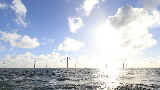 Erst die Kabel, dann die Windräder: Neue Offshoreparks in der Nordsee müssen daher erstmal warten.