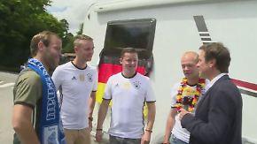 Nico Holter erfragt verrückte Fanwünsche: Warum die DFB-Elf nur Gruppenzweiter werden soll