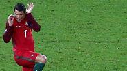 EM-Tag 9 in Bildern: Belgien brutal, Ronaldo ratlos