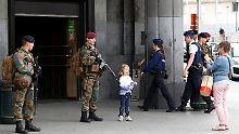 Verhinderte Anschläge in Belgien: Verhaftete sind mit Attentätern verwandt