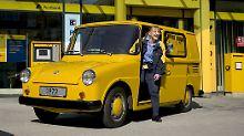 """Der VW 147 wurde leibevoll als """"Fridolin"""" bezeichnet."""