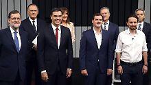 Neuwahlen nach sechs Monaten: Spanier sollen Blockade durchbrechen