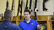 Waffenkauf bleibt weiter einfach: US-Senat lehnt schärfere Gesetze ab