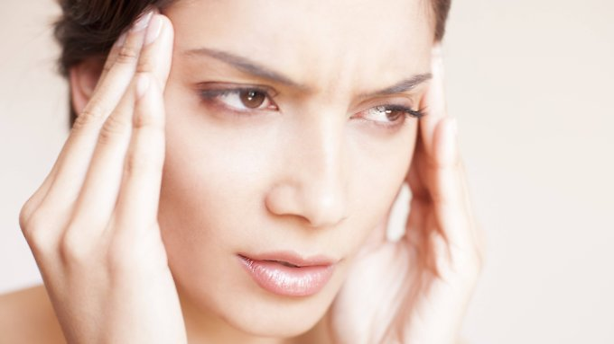 Frauen sind von Migräne drei Mal häufiger betroffen als Männer.