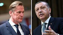 Klage gegen Springer-Chef Döpfner: Gericht weist Erdogan-Klage ab