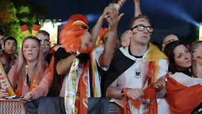 Torarmut, Fangewalt, schlechtes Wetter: Sommermärchen bleibt bei der EM bislang aus