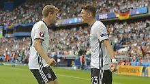 Müller vermisst Mittelstürmer: Ein Gomez - und sonst nichts