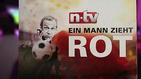 """Das n-tv EM-Quiz - Folge 4: """"Ein Mann zieht rot"""" mit Torsten Knippertz"""