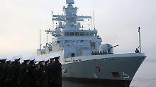 Fünf Schiffe für 1,5 Milliarden Euro: Bundeswehr soll neue Korvetten bekommen