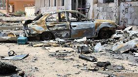 Nie zuvor soll es so schwere Kämpfe und die IS-Hochburg Sirte gegeben haben.
