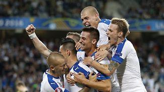 Deutschlands Gegner im Achtelfinale: Große Fighter aus der kleinen Slowakei fordern den Weltmeister