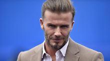 Eindringlicher Appell von Beckham: Brexit hätte verheerende Konsequenzen für die Premier League