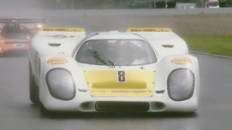 Oldies beim Hockenheim Historic: Porsche 917 ist nicht zu stoppen