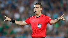 """""""Collinas Erben"""" schwärmen: EM wird zum Fußballfest der Pfeifenden"""