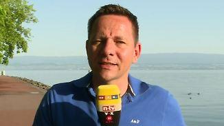 """Timo Latsch aus Évian: """"Einfach mal den Kopf freikriegen für die K.o.-Runde"""""""