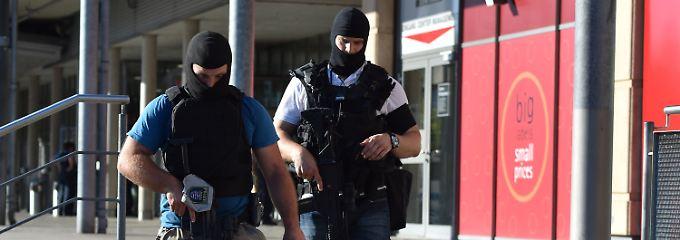 SEK-Einsatz in Viernheim: Mann hatte keine scharfen Waffen bei sich
