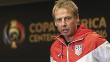 Copa America: Klinsmann will kleines Finale gewinnen