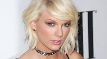Wo kommen die denn plötzlich her?: Taylor Swift präsentiert üppige Brüste