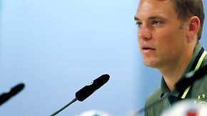 """Wichtiges aus der DFB-Pressekonferenz: """"Sicher, dass Boateng am Sonntag auf dem Platz stehen wird"""""""