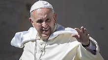 """Massaker an Armeniern: Papst spricht erneut von """"Genozid"""""""