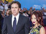 Auch die dritte Ehe hält nicht: Nicolas Cage ist wieder solo