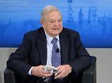 Gilt in Finanzkreisen als praktisch unfehlbar: George Soros