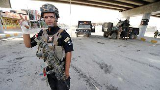 IS-Hochburg befreit: Irakisches Militär feiert Rückeroberung Falludschas