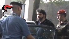 Seit 20 Jahren international gesucht: Italien fasst gefährlichen Mafia-Boss
