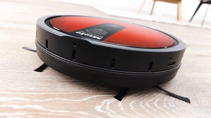 der g nstigste kostet 75 euro staubsauger roboter f r. Black Bedroom Furniture Sets. Home Design Ideas