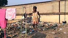 Vor allem Afrika betroffen: Millionen Kindern droht vermeidbarer Tod