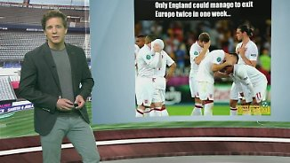 n-tv Netzreporter: England bekommt Hohn und Spott ab