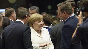 Keine Extrawürste für Großbritannien: Merkel hält Brexit-Votum für unumstößlich